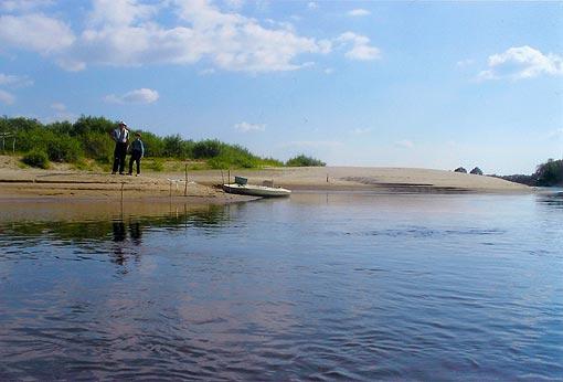 На 1 неделю по реке в рязанской